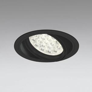 ☆ODELIC LEDユニバーサルダウンライト CDM-T70W相当 ブラック 14° 埋込穴Φ150mm 電球色 3000K  M形 一般型 専用調光器対応 XD258667P (調光器・信号線別売) ※受注生産品