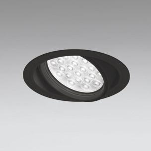 昼白色 専用調光器対応 XD258802P CDM-T70W相当 5000K 埋込穴Φ150mm 14° ☆ODELIC LEDユニバーサルダウンライト ※受注生産品 ブラック (調光器・信号線別売) M形 一般型