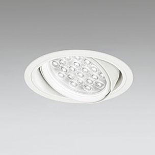 ☆ODELIC LEDユニバーサルダウンライト CDM-T70W相当 オフホワイト 20° 埋込穴Φ150mm 昼白色 5000K  M形 一般型 専用調光器対応 XD258803P (調光器・信号線別売) ※受注生産品