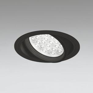 ☆ODELIC LEDユニバーサルダウンライト CDM-T70W相当 ブラック 27° 埋込穴Φ150mm 昼白色 5000K  M形 一般型 専用調光器対応 XD258806P (調光器・信号線別売) ※受注生産品