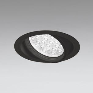 ☆ODELIC LEDユニバーサルダウンライト CDM-T70W相当 ブラック 47° 埋込穴Φ150mm 昼白色 5000K  M形 一般型 専用調光器対応 XD258808P (調光器・信号線別売) ※受注生産品