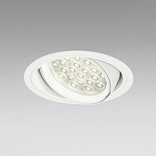 ☆ODELIC LEDユニバーサルダウンライト CDM-T70W相当 オフホワイト 14° 埋込穴Φ150mm 電球色 3000K  M形 一般型 専用調光器対応 XD258831P (調光器・信号線別売) ※受注生産品