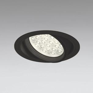 ☆ODELIC LEDユニバーサルダウンライト CDM-T70W相当 ブラック 14° 埋込穴Φ150mm 電球色 3000K  M形 一般型 専用調光器対応 XD258832P (調光器・信号線別売) ※受注生産品