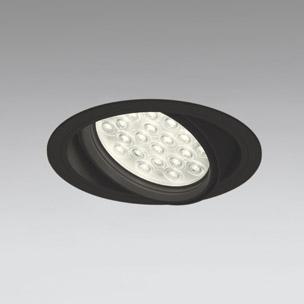 ☆ODELIC LEDユニバーサルダウンライト CDM-T70W相当 ブラック 20° 埋込穴Φ150mm 電球色 3000K  M形 一般型 専用調光器対応 XD258834P (調光器・信号線別売) ※受注生産品