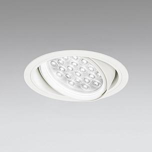 ☆ODELIC LEDユニバーサルダウンライト CDM-T70W相当 オフホワイト 32° 埋込穴Φ150mm 鮮魚用 5000K  M形 一般型 調光非対応 XD258959 ※受注生産品