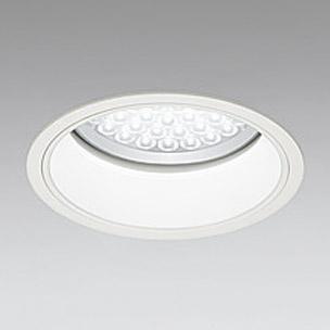☆ODELIC LEDベースダウンライト FHT42W×3灯相当 アイボリーホワイト 29° 埋込穴Φ200mm 温白色 3500K  M形 一般型 専用調光器対応 XD301013P (調光器・信号線別売) ※受注生産品