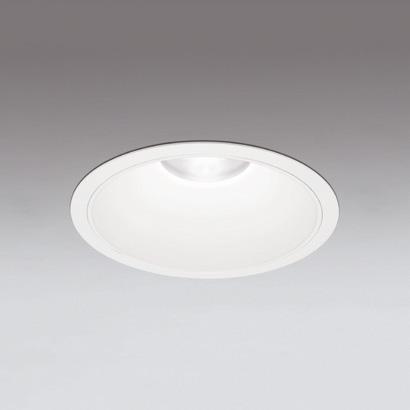 ☆ODELIC LEDベースダウンライト オフホワイト 76°防雨形 埋込穴Φ300mm 昼白色 5000K  M形 一般型 専用調光器対応 XD301129 (電源・調光器・信号線別売) ※受注生産品