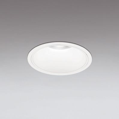 ☆ODELIC LEDベースダウンライト CDM-TP150W相当 オフホワイト 35°防雨形 埋込穴Φ200mm 昼白色 5000K  M形 一般型 専用調光器対応 XD301141 (電源・調光器・信号線別売) ※受注生産品