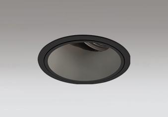 ☆ODELIC LED高彩色ユニバーサルダウンライト CDM-T35W相当 ブラック 24° 埋込穴Φ125mm 電球色 2700K  M形 一般型 専用調光器対応 XD402328H (電源・調光器・信号線別売)