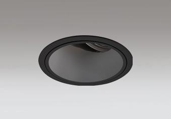 ☆ODELIC LED高彩色ユニバーサルダウンライト CDM-T70W相当 ブラック 41° 埋込穴Φ125mm 白色 4000K  M形 一般型 専用調光器対応 XD402479H (電源・調光器・信号線別売)