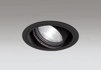 ☆ODELIC LEDユニバーサルダウンライト CDM-T35W相当 ブラック 24° 埋込穴Φ125mm 2700K~5000K  Bluetooth調光・調色 一般型 専用リモコン対応 XD402489BC (電源・リモコン別売)