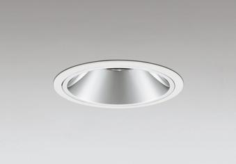 ☆ODELIC LEDベースダウンライト グレアレス CDM-T70W相当 オフホワイト 15° 埋込穴Φ125mm 温白色 3500K  M形 一般型 専用調光器対応 XD402545 (電源・調光器・リモコン・信号線別売)