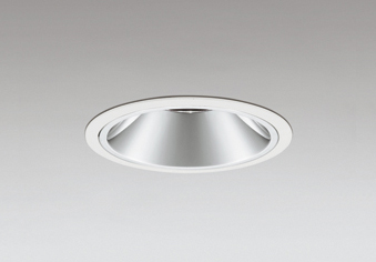 ☆ODELIC LEDベースダウンライト グレアレス CDM-T70W相当 オフホワイト 32° 埋込穴Φ125mm 白色 4000K  M形 一般型 専用調光器対応 XD402559 (電源・調光器・リモコン・信号線別売)