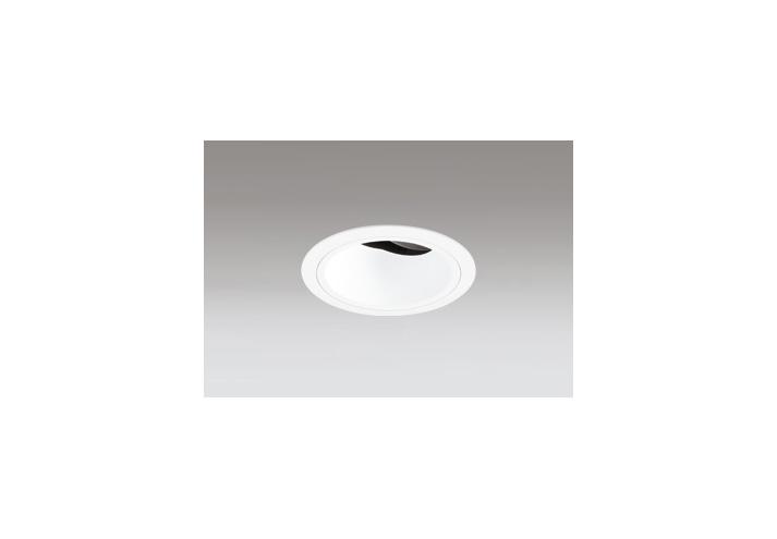 ☆ODELIC LED高彩色ユニバーサルダウンライト CDM-T35W相当 オフホワイト 23° 埋込穴Φ100mm 温白色 3500K  M形 一般型 専用調光器対応 XD403481H (電源・調光器・信号線別売)