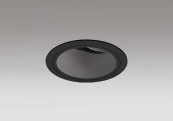 ☆ODELIC LED高効率ユニバーサルダウンライト CDM-T35W相当 ブラック 33° 埋込穴Φ100mm 温白色 3500K  M形 一般型 専用調光器対応 XD403490 (電源・調光器・信号線別売)