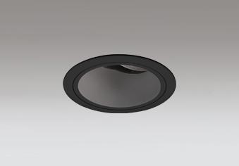 ☆ODELIC LED高彩色ユニバーサルダウンライト CDM-T35W相当 ブラック 42° 埋込穴Φ100mm 温白色 3500K  M形 一般型 専用調光器対応 XD403498H (電源・調光器・信号線別売)