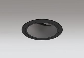 ☆ODELIC LEDユニバーサルダウンライト JR12V50W相当 ブラック 42° 埋込穴Φ100mm 2700K~5000K  Bluetooth調光・調色 深型 専用リモコン対応 XD403572BC (電源・リモコン別売)