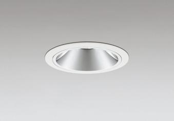 ☆ODELIC LEDベースダウンライト グレアレス CDM-T35W相当 オフホワイト 22° 埋込穴Φ100mm 電球色 2700K  M形 一般型 専用調光器対応 XD403651H (電源・調光器・リモコン・信号線別売)