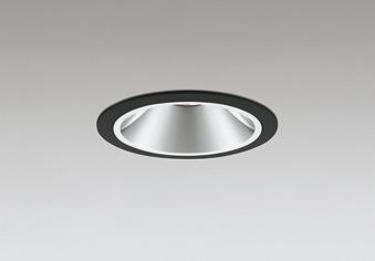 ☆ODELIC LEDベースダウンライト グレアレス CDM-T35W相当 ブラック 32° 埋込穴Φ100mm 電球色 2700K  M形 一般型 専用調光器対応 XD403660H (電源・調光器・リモコン・信号線別売)