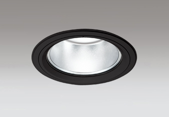☆ODELIC LED高彩色ベースダウンライト セラメタ150W相当 ブラック 32° 埋込穴Φ150mm 昼白色 5000K  M形 一般型 専用調光器対応 XD404034H (電源・調光器・リモコン・信号線別売)