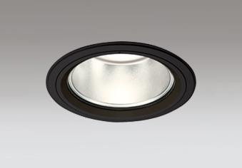 ☆ODELIC LEDベースダウンライト セラメタ150W相当 ブラック 60° 埋込穴Φ150mm 電球色 3000K  M形 一般型 専用調光器対応 XD404048 (電源・調光器・リモコン・信号線別売)