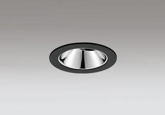 ☆ODELIC LEDユニバーサルダウンライト グレアレス JR12V50W相当 ブラック 20° 埋込穴Φ75mm 温白色 3500K  M形 一般型 専用調光器対応 XD603136HC (調光器別売)