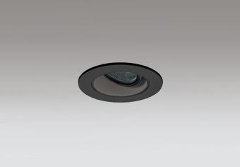 ☆ODELIC LED高彩色ユニバーサルダウンライト JDR110V75W相当 ブラック 30° 埋込穴Φ60mm 温白色 3500K  M形 一般型 専用調光器対応 XD604120HC (調光器別売)