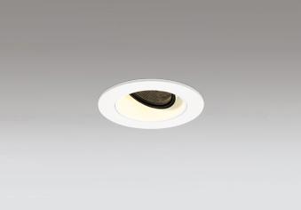☆ODELIC LED高彩色ユニバーサルダウンライト JDR110V75W相当 オフホワイト 19° 埋込穴Φ60mm 電球色 2700K  M形 一般型 専用調光器対応 XD604125HC (調光器別売)