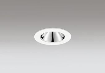 ☆ODELIC LED高彩色ベースダウンライト JDR110V75W相当 オフホワイト 22° 埋込穴Φ60mm 温白色 3500K  M形 一般型 専用調光器対応 XD604149HC (調光器別売)