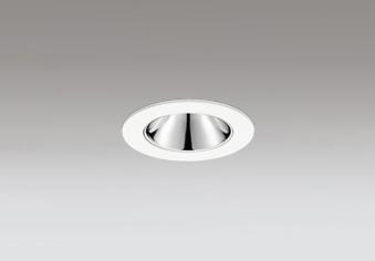☆ODELIC LED高彩色ベースダウンライト JDR75W相当 オフホワイト 32° 埋込穴φ60mm 温白色 3500K M形 一般型 専用調光器対応 XD604151HC (調光器別売)