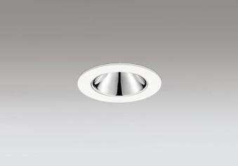 ☆ODELIC LED高彩色ベースダウンライト JDR75W相当 オフホワイト 22° 埋込穴φ60mm 電球色 2700K M形 一般型 専用調光器対応 XD604157HC (調光器別売)