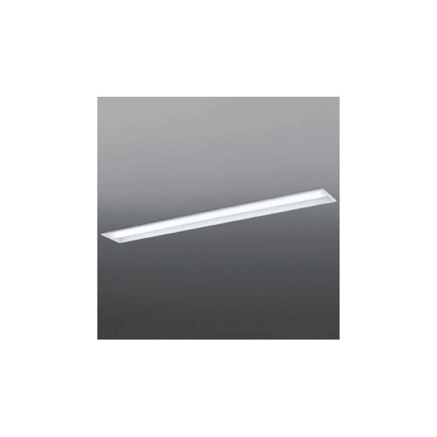☆KOIZUMI LEDベースライト Hf32W×2灯・高出力相当 (ランプ付) 昼白色 5000K 専用調光器対応 AD92030L+AE49457L