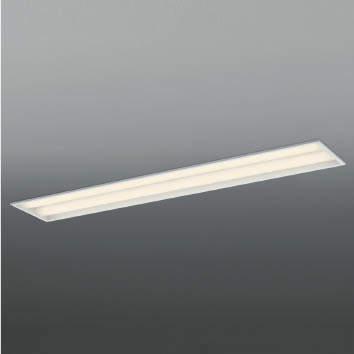 ☆KOIZUMI LEDベースライト FLR40W×2灯×2相当 (ランプ付) 電球色 3000K AD92031L+AE49426L