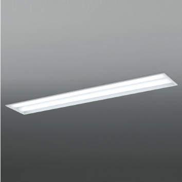 ☆KOIZUMI LEDベースライト Hf32W×1灯・高出力×2相当 (ランプ付) 白色 4000K AD92031L+AE49432L