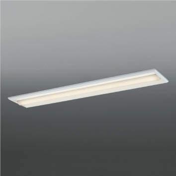 ☆KOIZUMI LEDベースライト FLR40W×1灯相当 (ランプ付) 電球色 3000K AD92036L+AE49438L
