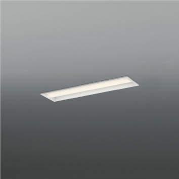 ☆KOIZUMI LEDベースライト Hf16W×2灯・高出力相当 (ランプ付) 温白色 3500K 専用調光器対応 AD92042L+AE49479L