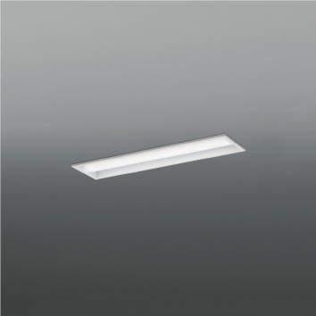☆KOIZUMI LEDベースライト Hf16W×2灯・高出力相当 (ランプ付) 白色 4000K 専用調光器対応 AD92042L+AE49480L