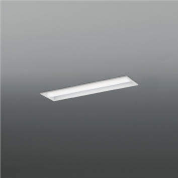 ☆KOIZUMI LEDベースライト Hf16W×2灯・高出力相当 (ランプ付) 昼白色 5000K 専用調光器対応 AD92042L+AE49481L