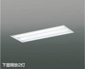 ☆KOIZUMI LEDベースライト Hf16W高出力×2×2灯相当 (ランプ付) 昼白色 5000K AD92043L+AE49445L