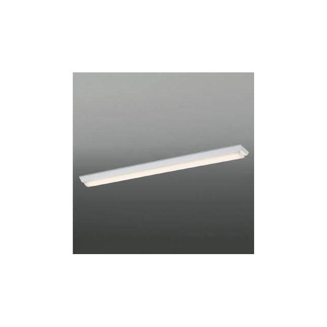☆KOIZUMI LEDベースライト Hf32W×2灯・定格出力相当 (ランプ付) 温白色 3500K 専用調光器対応 AH92025L+AE49459L