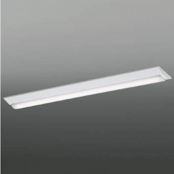 ☆KOIZUMI LEDベースライト FLR40W×2灯相当 (ランプ付) 昼白色 5000K 専用調光器対応 AH92026L+AE49465L