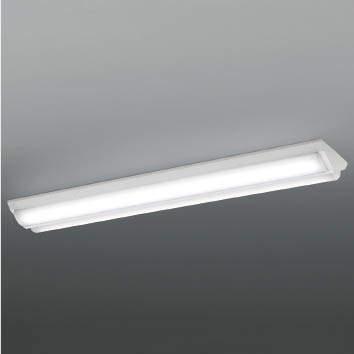 ☆KOIZUMI LEDベースライト Hf32W×1灯・定格出力×2相当 (ランプ付) 白色 4000K 専用調光器対応 AH92027L+AE49472L