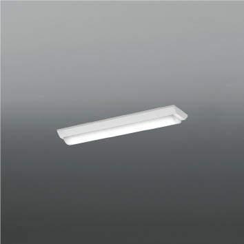 ☆KOIZUMI LEDベースライト Hf16W×2灯・高出力相当 (ランプ付) 白色 4000K 専用調光器対応 AH92037L+AE49480L