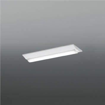 ☆KOIZUMI LEDベースライト Hf16W×1灯・高出力相当 (ランプ付) 昼白色 5000K 専用調光器対応 AH92038L+AE49485L