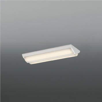 ☆KOIZUMI LEDベースライト Hf16W×1灯・高出力×2相当 (ランプ付) 電球色 3000K 専用調光器対応 AH92039L+AE49482L