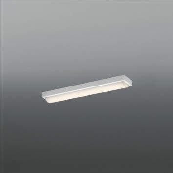 ☆KOIZUMI LEDベースライト Hf16W×1灯・高出力相当 (ランプ付) 温白色 3500K 専用調光器対応 AH92040L+AE49483L