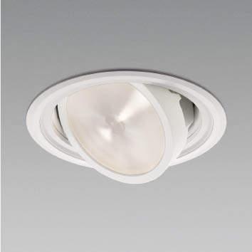☆KOIZUMI LEDワイヤレスムービングユニバーサルダウンライト φ175mm HID70W相当 (ランプ付) 電球色2700K~昼白色5000K スマートフォン調光対応 WD50173L ※受注生産品