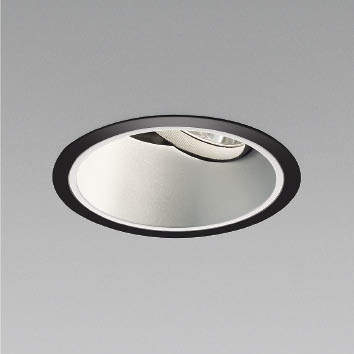 ☆KOIZUMI LED深型ユニバーサルダウンライト φ125 HID35W相当 (ランプ・電源付) 電球色2700K~昼白色5000K XD001013BX+XE91990E