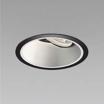 ☆KOIZUMI LED深型ユニバーサルダウンライト φ125mm HID35W相当 (ランプ・電源付) 電球色2700K~昼白色5000K XD001014BX+XE91990E