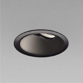 ☆KOIZUMI LED深型ユニバーサルダウンライト φ100mm JR12V50W相当 (ランプ・電源付) 電球色2700K~昼白色5000K XD005015BX+XE91988E